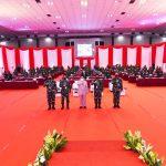 Menhan Berikan Pembekalan kepada Peserta Rapim TNI Tahun 2021