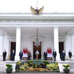 Presiden Jokowi Perkenalkan Jajaran Dewan Pengawas dan Direktur INA