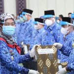 Thamrin Jabat Plh Bupati Lampung Selatan