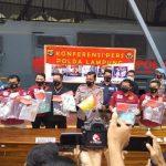 Polda Lampung, Paparkan Terkait Temuan Limbah Medis di TPA Bakung