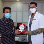 Plh Bupati Lampung Selatan Lepas-Terima Peserta Program Internsip Dokter Indonesia