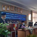 Setdakab Lampura, Ajak Pejabat Baru Dilantik untuk Tingkatkan Kinerja dan Pelayanan Prima kepada Masyarakat