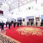 Presiden Jokowi Lantik Dewan Pengawas Beserta Direksi BPJS Kesehatan dan BPJS Ketenagakerjaan 2021-2026