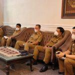 Pemprov Lampung Memberikan Keterangan Terkait TPP ASN Tahun Anggaran 2021