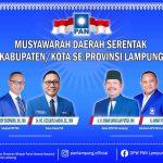 Tiga Nama mantan ketua DPD Yang dikirim ke DPP Masih bertengger