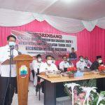Pemkab Lamsel Gelontorkan Anggaran 24 Miliar Lebih Untuk Kecamatan Merbau Mataram