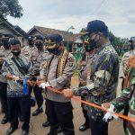 Kembali, Polres Lampura Resmikan Kampung Tangguh Nusantara di Desa Ratu Abung