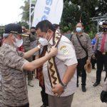 Menteri Koperasi UKM Kunjungan Kerja ke Pringsewu