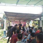 Farizal Purba Sosialisasikan Perda Tentang BPD