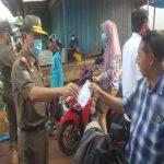 Pemkab Way Kanan Bersama TNI Dan Polri Gelar Operasi Yustisi Covid-19