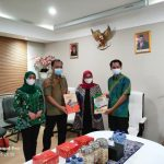 Bawaslu Bandar Lampung Serahkan Laporan Akhir Penanganan Pelanggaran