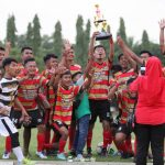 Serang Banten - REMBO FC JUARA BFL ALL STAR CUP 2021
