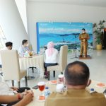 Dampingi Wamen BUMN Kunjungi Bakauheni, Gubernur Arinal Minta Semua Pihak Bersinergi Wujudkan Percepatan Pembangunan Bakauheni Harbour City