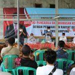 WFS Sosialisasi Ideologi Pancasila Dan Wawasan kebangsaan
