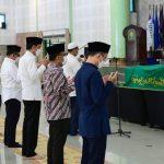 Presiden Jokowi Takziah ke Tempat Duka Mendiang Artidjo Alkostar