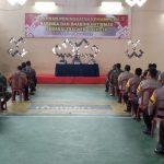 Kapolres Lampura buka pelatihan Tracer Covid-19 kepada Bhabinkamtibmas dan Babinsa