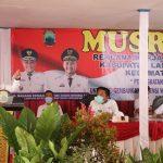 Buka Musrenbang Pamungkas di Tanjung Bintang, Nanang Soroti Pemangkasan Anggaran Hingga Rp.120 Miliar