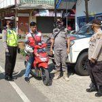 Sat Lantas Polres Pringsewu, Tertibkan Keamanan Di Masjid Masjid