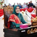 Robiatul Adawiyah, terpilih sebagai Ketua Dewan Tanfidz PKB Bandar Lampung