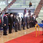 Setda Drs. Hi. Lekok, MM. Lantik 102 Orang Pejabat Eselon III Dan IV di Lingkup Lampura