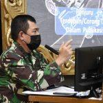 Kapuspen TNI BeriPembekalanPada Peserta Rakornis PeneranganTNI