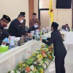 DPRD Tanggamus Setujui Dua Ranperda, Salah Satunya Ranperda Adaptasi Kebiasaan Baru