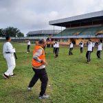 Mendukung Vaksinasi Atlet Demi Kesuksesan PON XX Papua