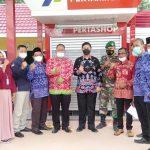 RAT LKM DAPM Mandiri Makmur Tanjung Sari, Sekaligus Peresmian Pertashop.