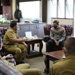 Demi Menjaga Stabilitas Keamanan dan Pertumbuhan Perekonomian Daerah, Gubernur Arinal Dapat Dukungan Penuh dari Kapolda Irjen Pol Hendro Sugiatno
