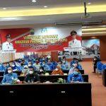Pemkab Lampung Selatan Ikuti Verifikasi PUG Secara Virtual