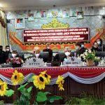 DPRD Lampura Gelar Sidang Paripurna Istimewa, Peringatan HUT Provinsi Lampung ke-57 Tahun