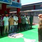 17 orang warga Binaan Rutan kota Agung dapat Asimilasi.
