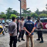 Cegah Gangguan Kamtibmas, Kapolres Lampura Pimpin Patroli Subuh