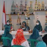 Rakor TP PKK Lamsel, Winarni Ajak Seluruh Anggota Aktiv Jalankan Program Kerja TP PKK