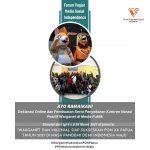 FPMSI Ajak Warganet dan Milenial Sukseskan Pelaksanaan PON XX Papua Demi Semangat Persaudaraan Dan Kebangkitan Bangsa di Masa Pandemi