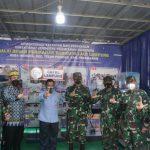 Brigif 4 Mar/BS Siap Dukung Program Smart Village Pemerintah Lampung