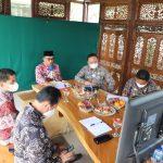 Bupati Lambar, Memohon BPK Perwakilan Lampung Menerima LKPD Tahun Anggaran 2020