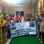 Masyarakat Cinta Masjid Indonesia MCMI, Dan Lampung Segera Terbentuk