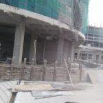 Seorang Pekerja Bangunan Tewas Diproyek Mega Mall City Bumi Waras Bandar lampung.