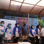MENTERI LINGKUNGAN HIDUP DAN KEHUTANAN APRESIASI KONTRIBUSI INDONESIA POWER TERHADAP KEBERLANGSUNGAN SUNGAI CILIWUNG DALAM PEMANFAATAN SAMPAH MENJADI SUMBER ENERGI
