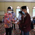 Jelang Ramadhan, Bupati Lambar Gelar  Pengajian dan Doa Bersama