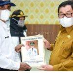 Horee ! 54 Tenaga Honorer Menerima SK P3K Dari Bupati Mesuji H Sapli TH