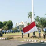 Pemkab Lampura Gelar Upacara Hari Kesadaran Nasional