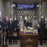 HUT Provinsi Lampung Ke-57,DPRD Way Kanan Gelar Paripurna,