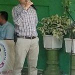 Edi Santoni Resmi di Daulat Menjadi Ketua Ikatan Keluarga Surakarta (IKS) Lampura