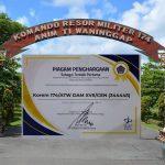 Korem 174 Merauke Raih Peringkat Pertama Nilai IKPA di Provinsi Papua