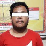 Edarkan Sabu, Polisi Bekuk Warga Katibung