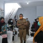 Disnakertrans Selenggarakan Pelatihan Tatarias Wajah Di Aula LPK Kanza