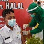 Sentra Vaksinasi Covid-19 Untuk Capai Target Herd Immunity