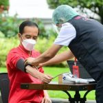 Indonesia Juara Dua Vaksinasi Tercepat di ASEAN